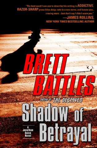 Book cover of Shadow of Betrayal (The Unwanted)