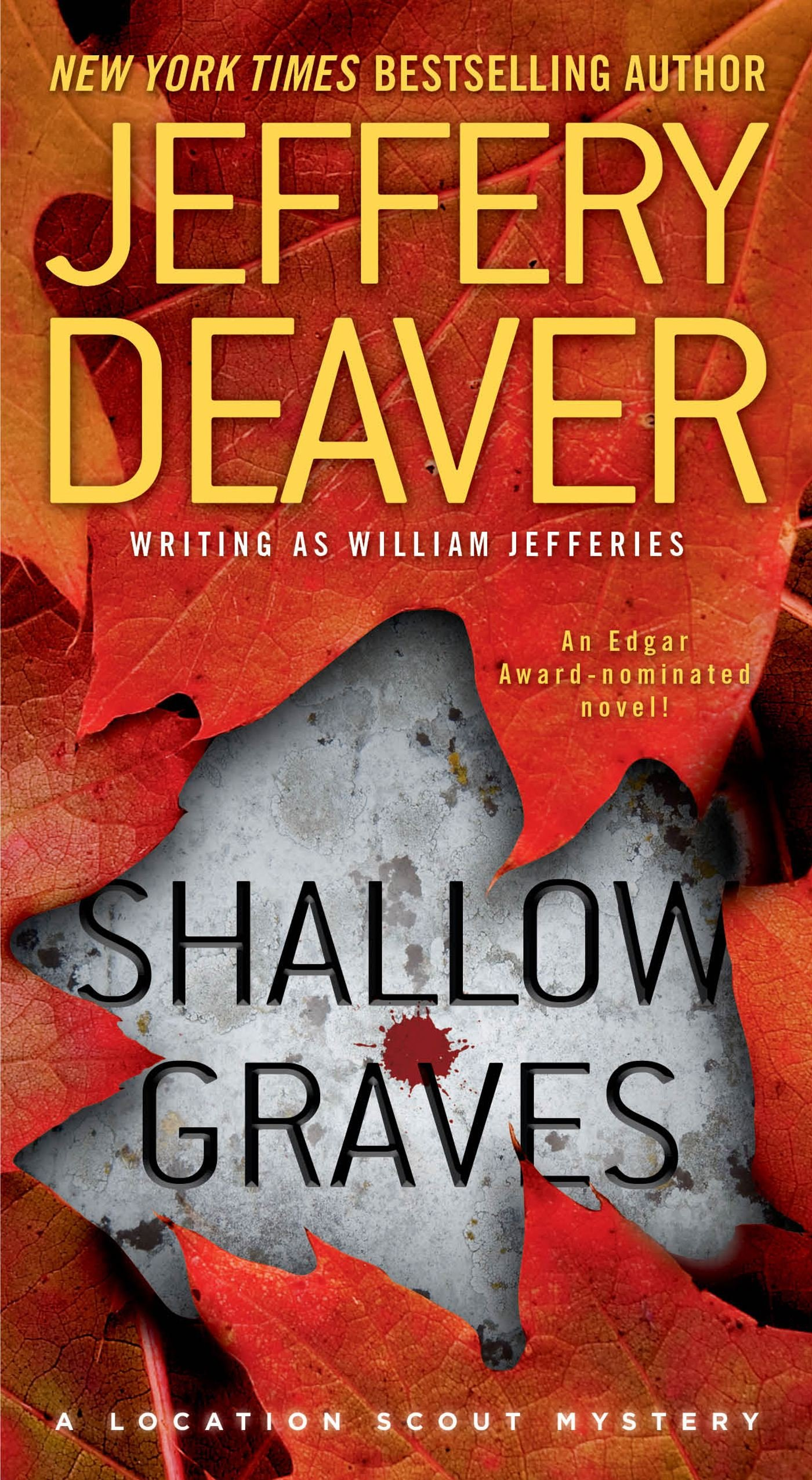 Book cover of Shallow Graves