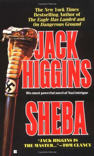 Book cover of Sheba - Seven Pillars to Hell