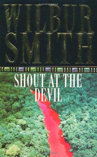 Book cover of Shout at the Devil