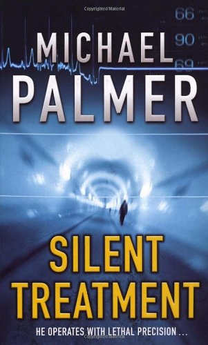 Book cover of Silent Treatment