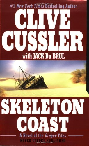 Book Cover of Skeleton Coast