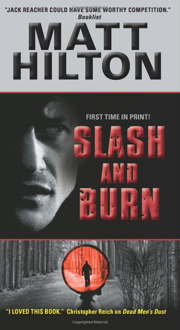 Book cover of Slash and Burn