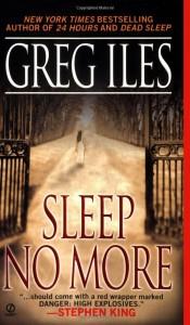 Book cover of Sleep no More