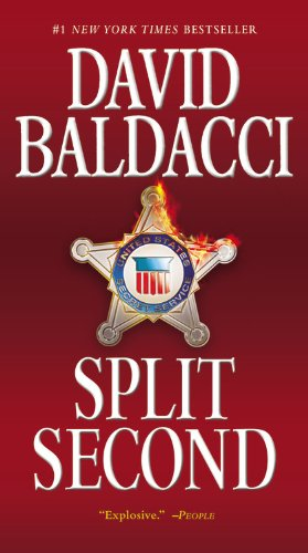Book cover of Split Second