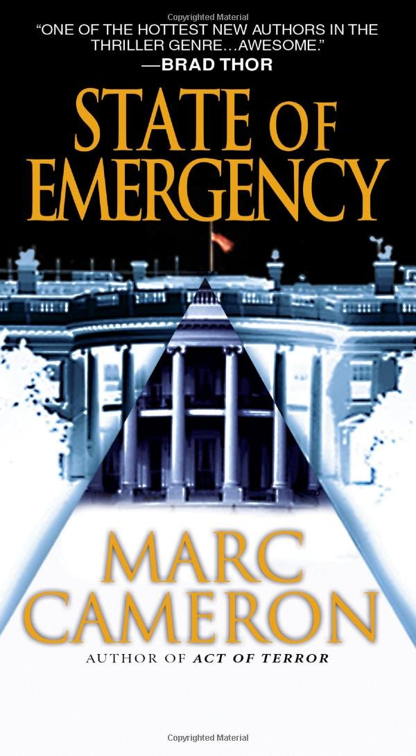 Book cover of State of Emergency