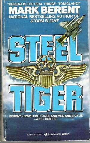 Book cover of Steel Tiger