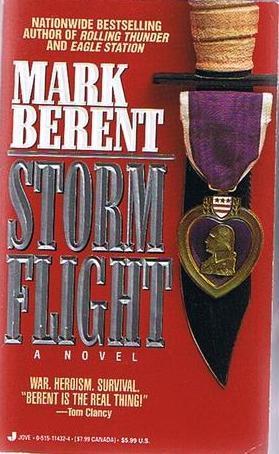 Book cover of Storm Flight
