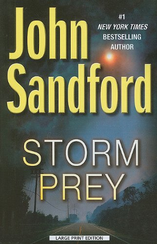 Book Cover of Storm Prey