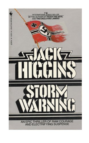Book cover of Storm Warning