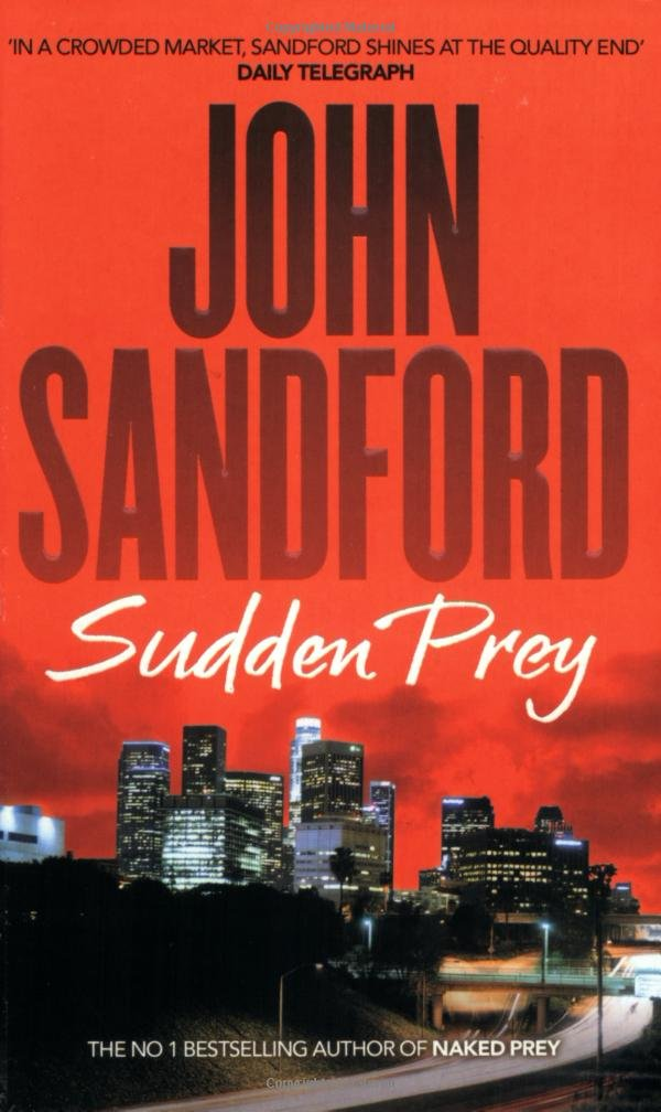Book Cover of Sudden Prey