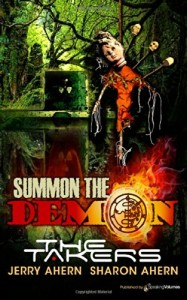 Book cover of Summon the Demon