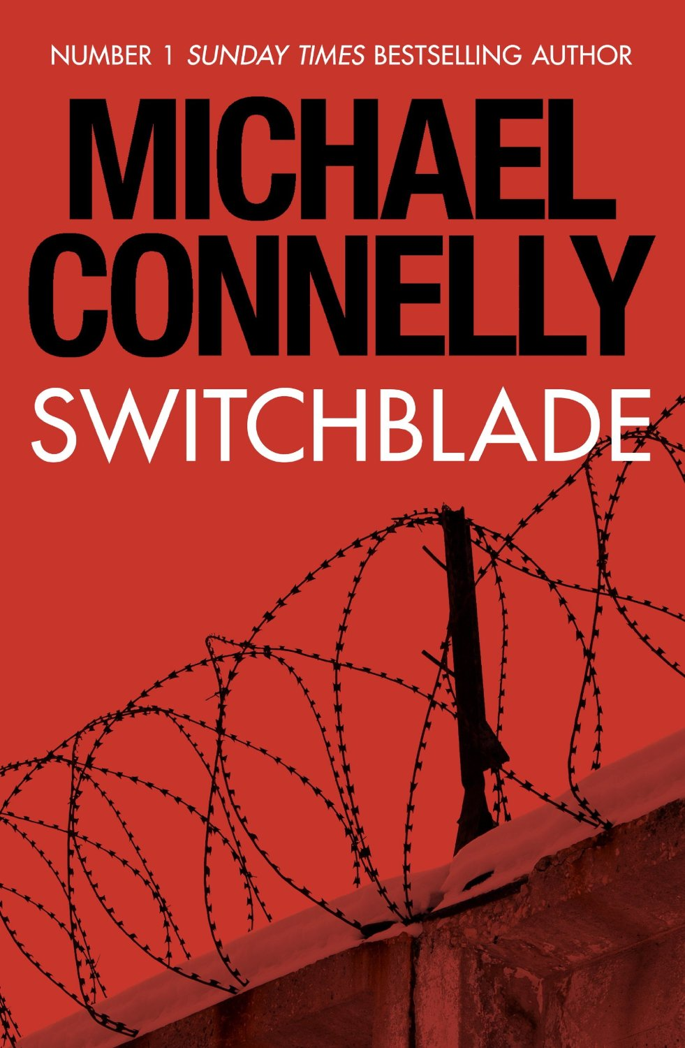 Book cover of Switchblade