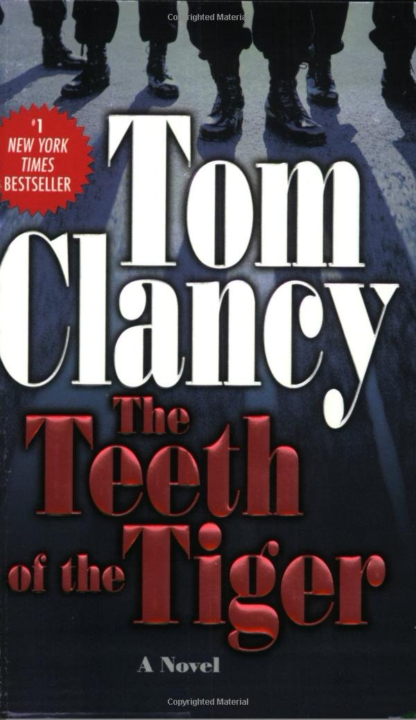 Book cover of Teeth Of The Tiger