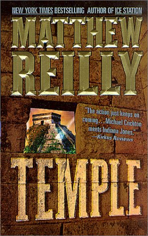 Book cover of Temple