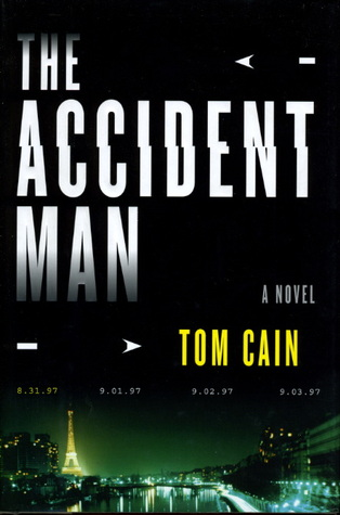 Book cover of The Accident Man