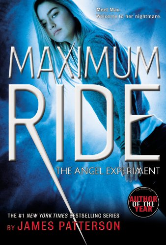 Book cover of The Angel Experiment