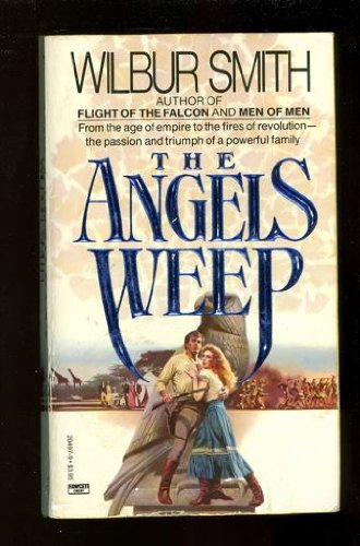 Book cover of The Angels Weep