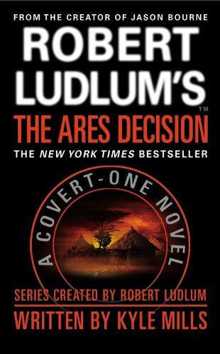 Book cover of The Ares Decision