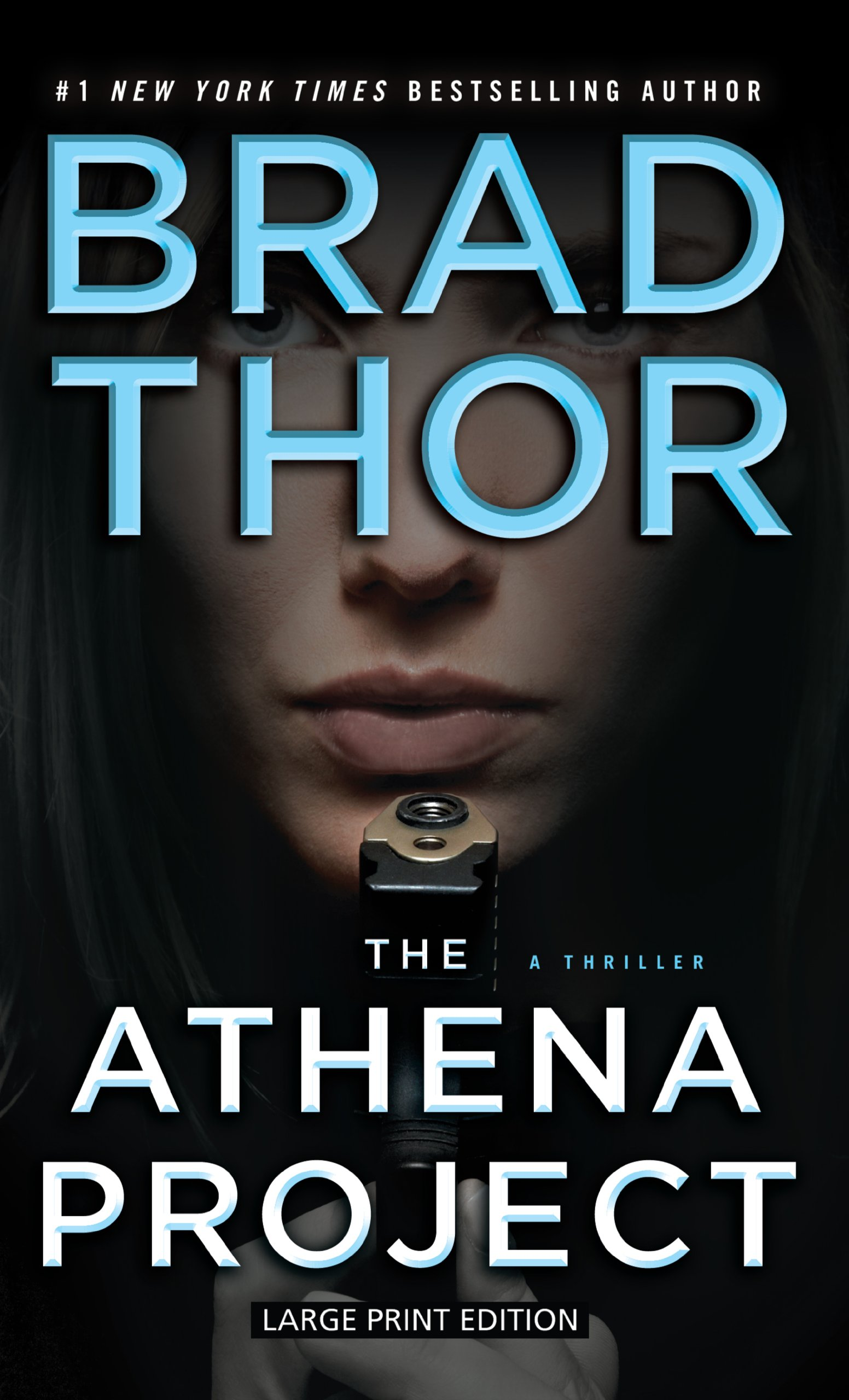 Book cover of The Athena Project