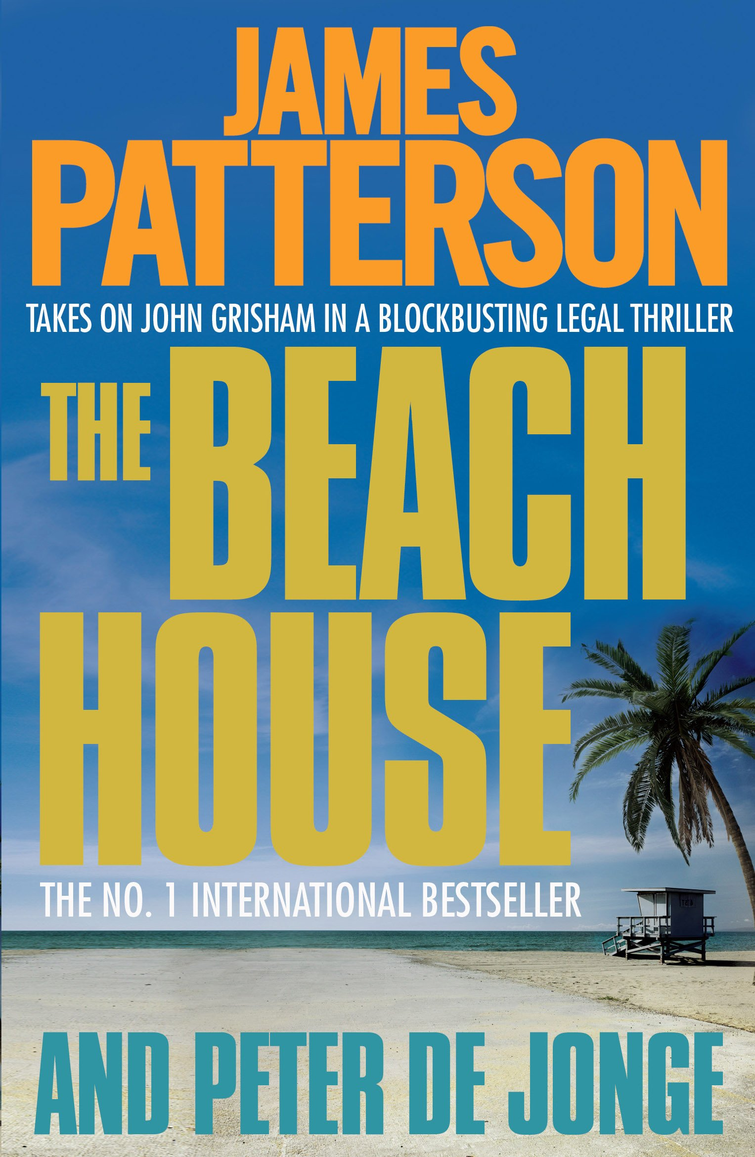 Book Cover of The Beach House