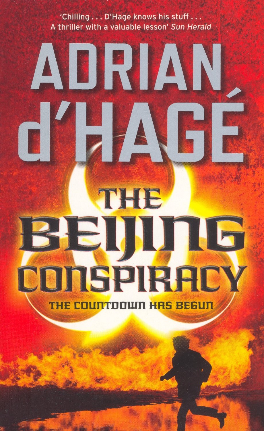 Book cover of The Beijing Conspiracy