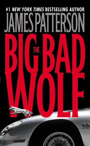Book cover of The Big Bad Wolf