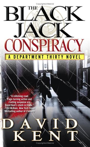 Book Cover of The Blackjack Conspiracy