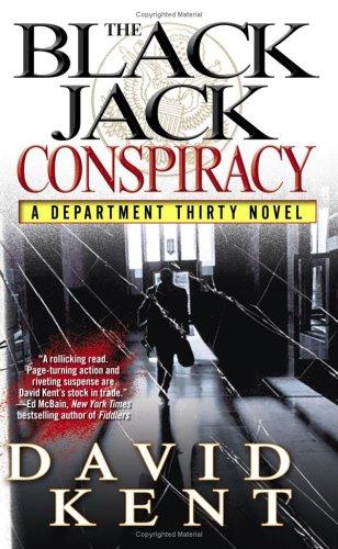 Book Cover of The Blackjack Conspiracy