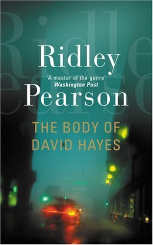Book Cover The Body of David Hayes