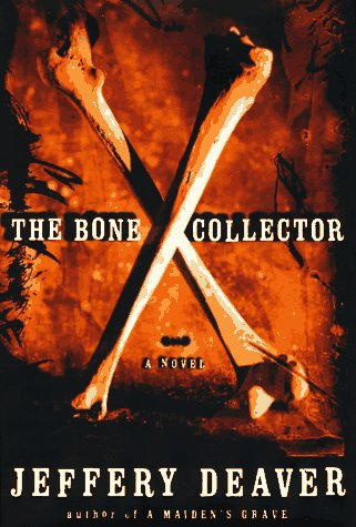 Book cover of The Bone Collector