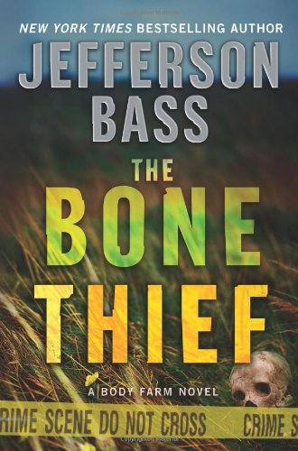 Book cover of The Bone Thief