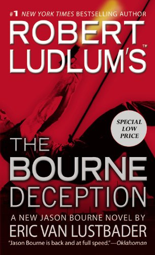 Book cover of The Bourne Deception