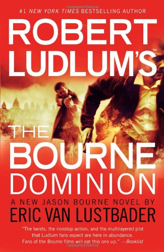 Book cover of The Bourne Dominion