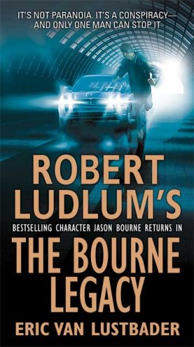Book cover of The Bourne Legacy