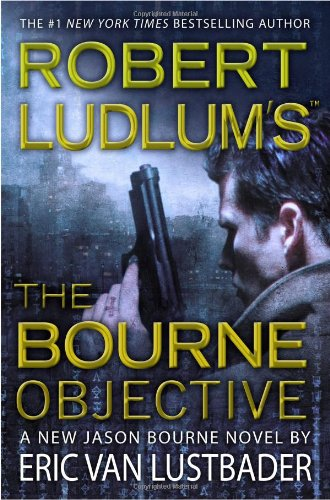 Book cover of The Bourne Objective