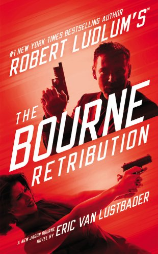 Book cover of The Bourne Retribution