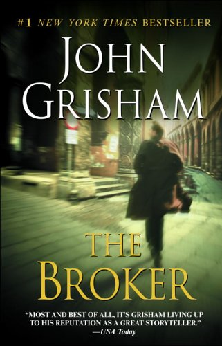 Book Cover of The Broker
