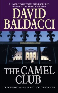 Book cover of The Camel Club