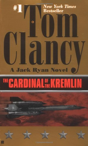Book cover of The Cardinal Of The Kremlin