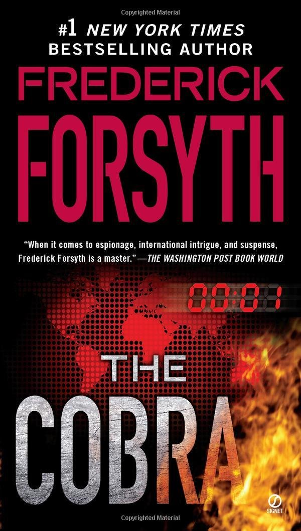 Book cover of The Cobra