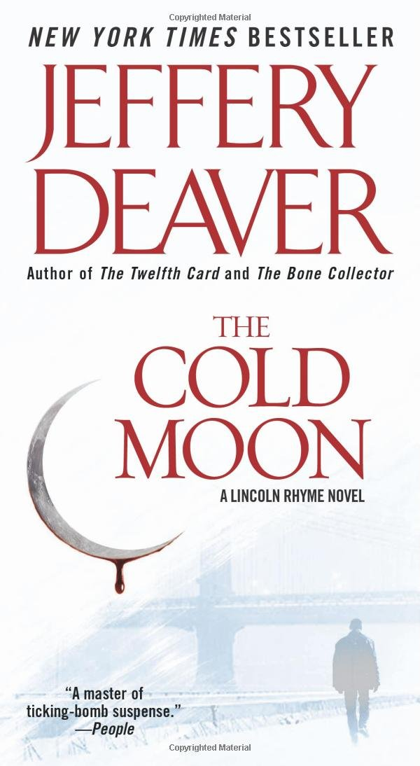 Book cover of The Cold Moon