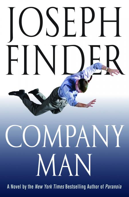 Book cover of The Company Man (No Hiding Place)