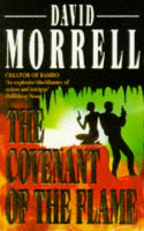 Book cover of The Covenant of the Flame