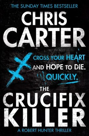 Book cover of The Crucifix Killer