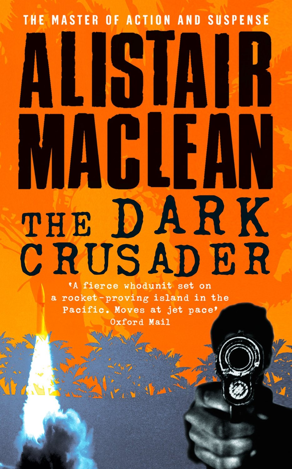 Book Cover of The Dark Crusader (The Black Shrike)