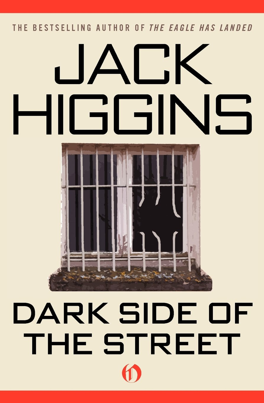Book cover of The Dark Side of the Street