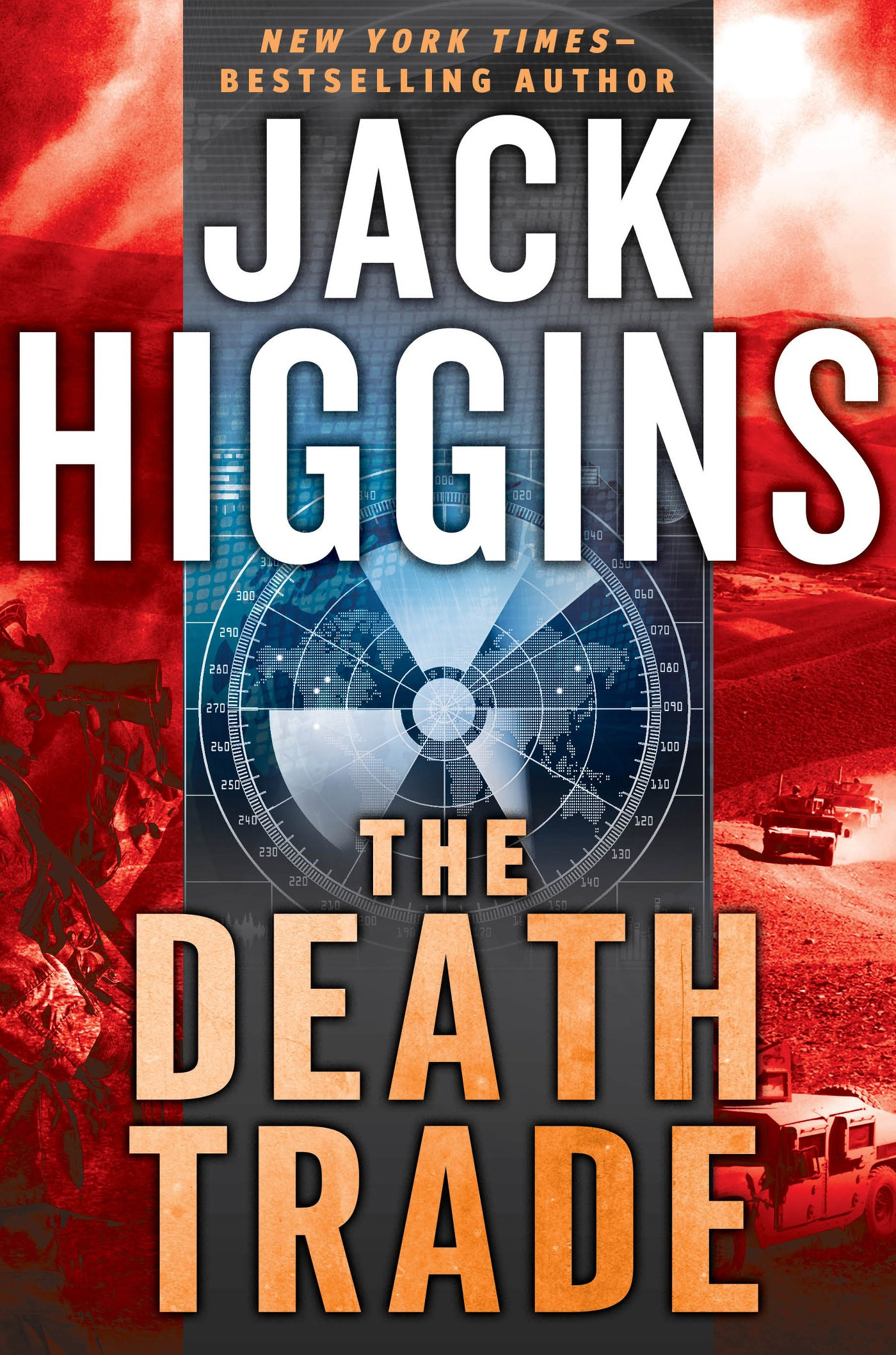 Book Cover of The Death Trade