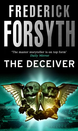 Book Cover Of The Deceiver