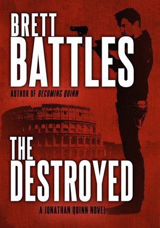 Book cover of The Destroyed